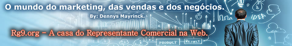Rg9.org - O mundo do marketing, das vendas e dos negocios.