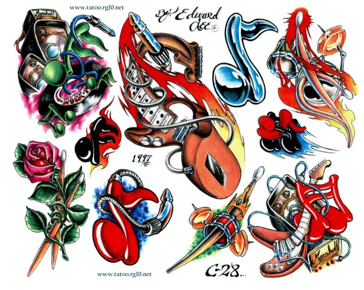 Old Desenhos Para Tatuagem